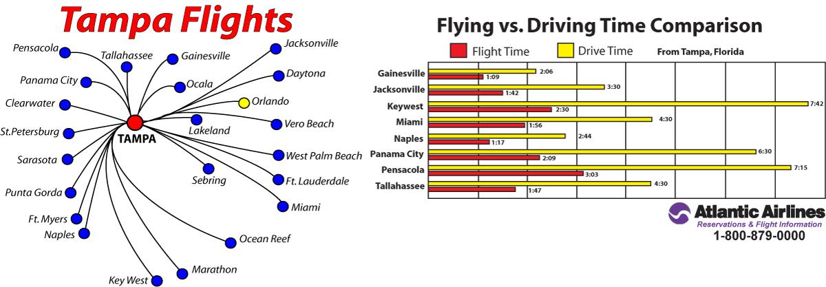 flying vs driving